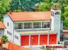 Obnova strehe gasilskega doma